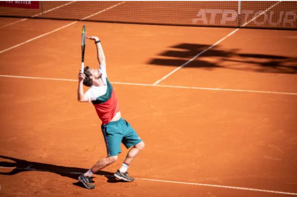 Pedro Sousa at the Rio Open