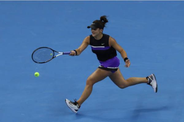 Bianca Andreescu tops the WTA Power Rankings