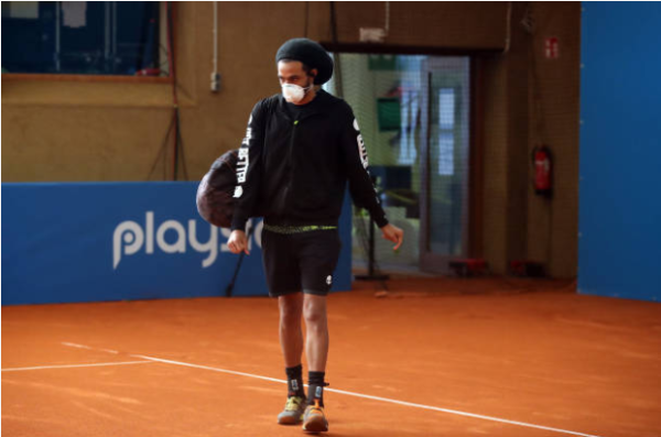 The coronavirus pandemic illustrates that tennis has to change