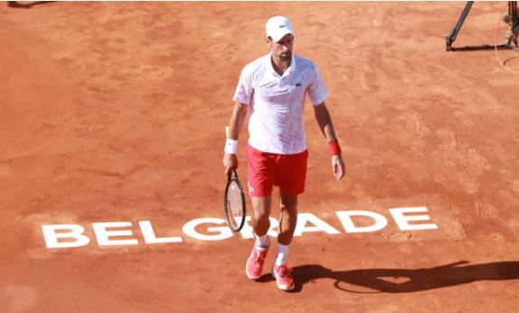 Novak Djokovic tests positive for coronavirus