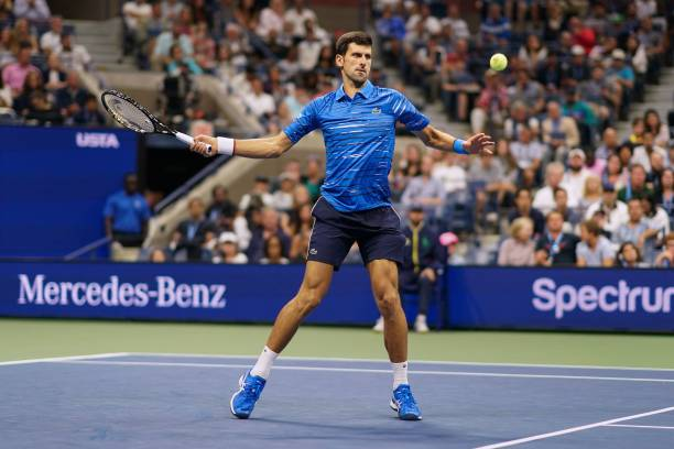 Novak Djokovic 2019 US Open