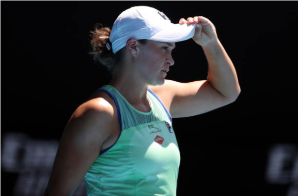 World #1 Ashleigh Barty has withdrawn from the US Open