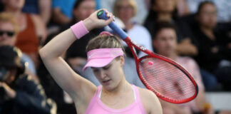 Eugenie Bouchard defeated at the Auckland Open