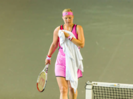 World #7 Kiki Bertens has withdrawn from the US Open