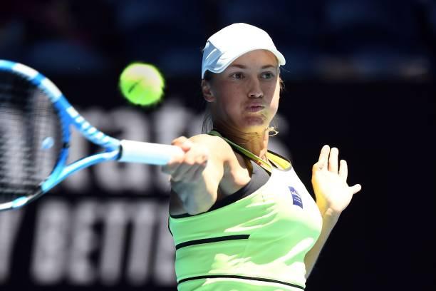 Yulia Putintseva Australian Open