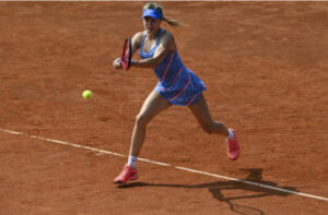 Eugenie Bouchard at the WTA Istanbul Cup