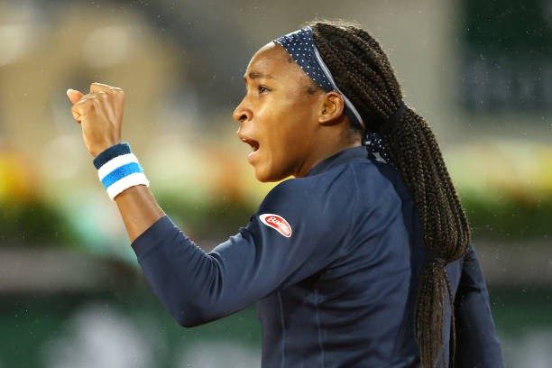 Coco Gauff 2020 French Open