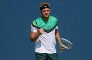 Alejandro Davidovich Fokina at the US Open