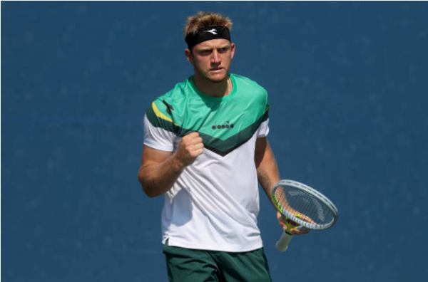 Alejandro Davidovich Fokina at the US Open