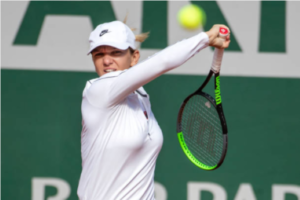 Simona Halep prepares for the 2020 French Open