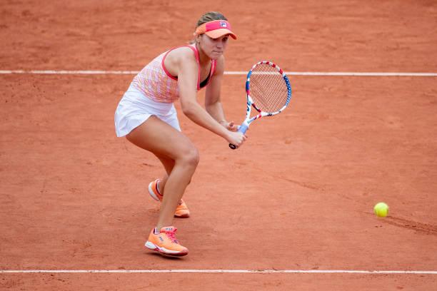 Sofia Kenin French Open