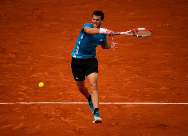 Dominic Thiem 2019 French Open Final
