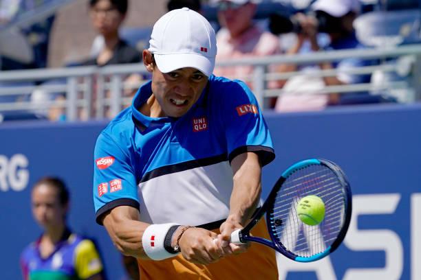 Kei Nishikori US Open 2019