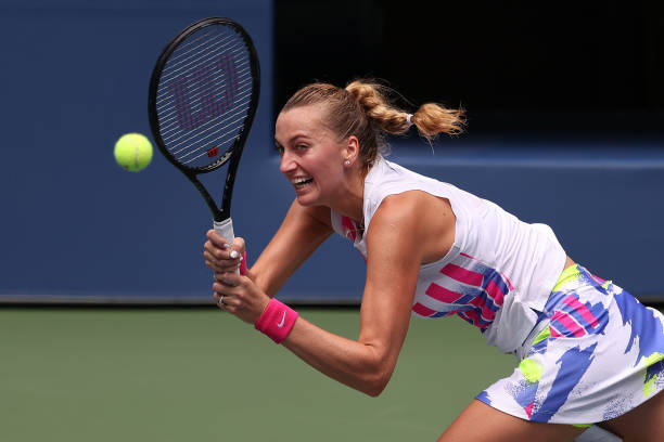 Petra Kvitova US Open Round 2