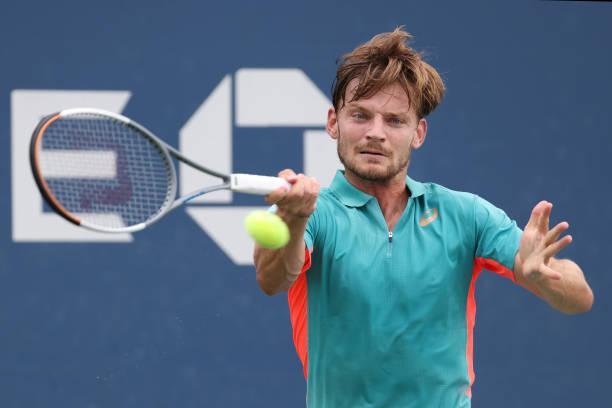 David Goffin US Open Round 3 2020