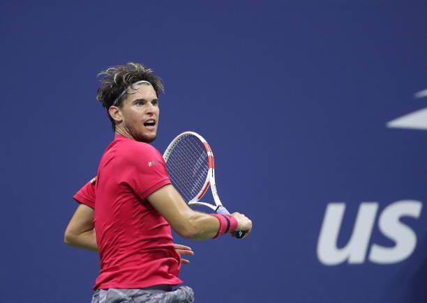 Dominic Thiem 2020 US Open Semifinal