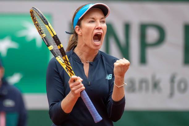 Danielle Collins French Open