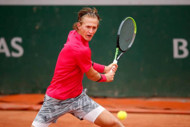 Sebastian Korda 2020 French Open