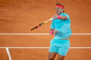 Rafael Nadal Paris 2020 Quarterfinals FO
