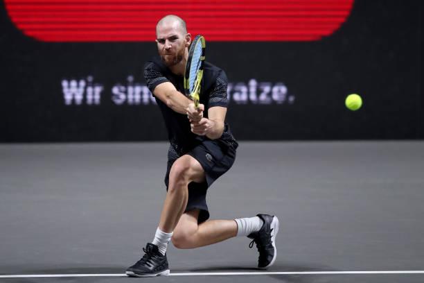 Adrian Mannarino Cologne ATP
