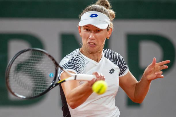 Elise Mertens 2020 Roland Garros