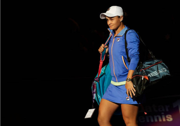 Will Ashleigh Barty finish in the 2021 WTA Year-End Top 10?