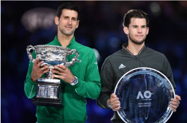 The ATP schedule for 2021 has been announced