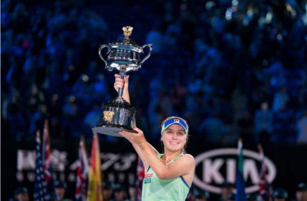 The Australian Open will lead the WTA schedule in 2021