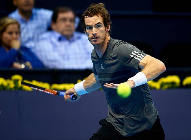 Andy Murray ATP Valencia