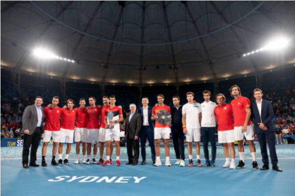 Who will lift the 2021 ATP Cup?