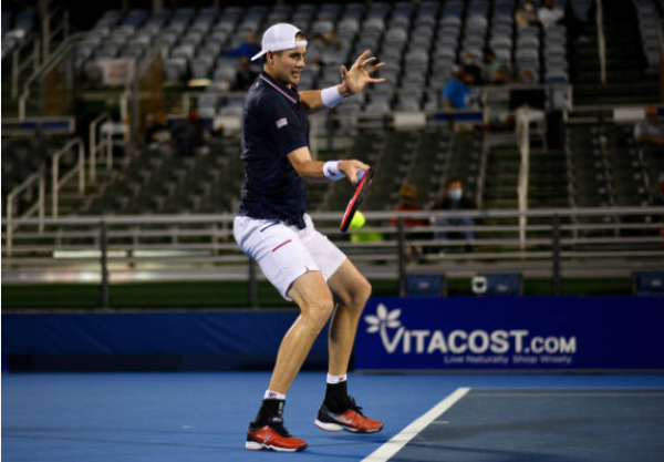 John Isner will not play at the Australian Open