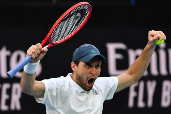 Aslan Karatsev Australian Open