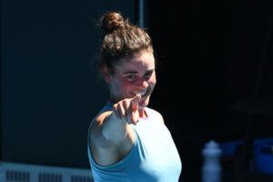 Jennifer Brady Australian Open