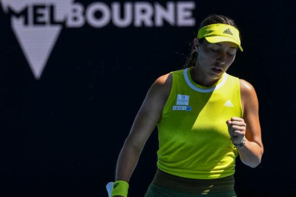 Jessica Pegula Australian Open