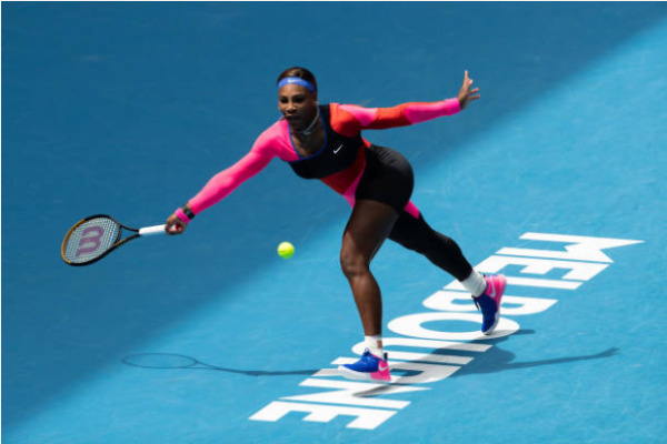 Serena Williams defeated at the Australian Open