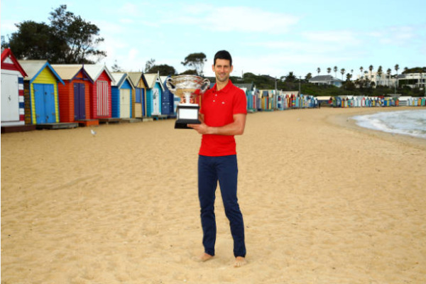 Novak Djokovic is secure atop the ATP Rankings