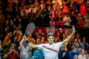 Roger Federer became the oldest world #1 at the 2018 Rotterdam Open.