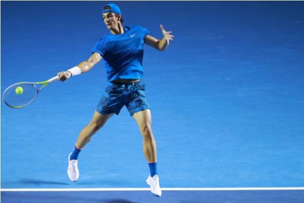 Lorenzo Musetti ahead of the ATP Miami Open.