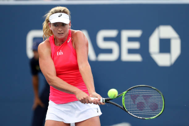 Coco Vandeweghe US Open 2019