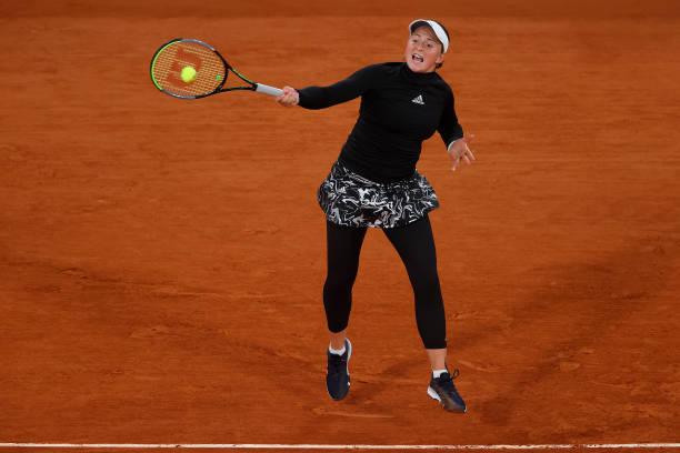 Jelena Ostapenko 2020 French Open
