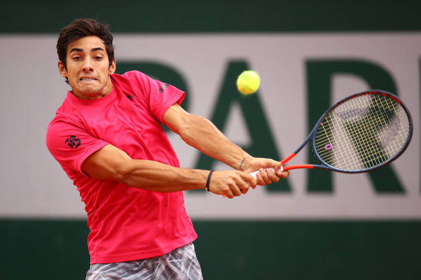 Cristian Garin 2020 French Open