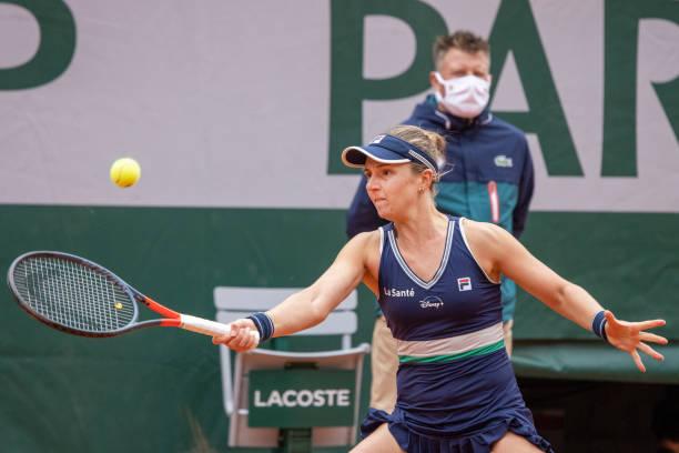 Nadia Podoroska French Open