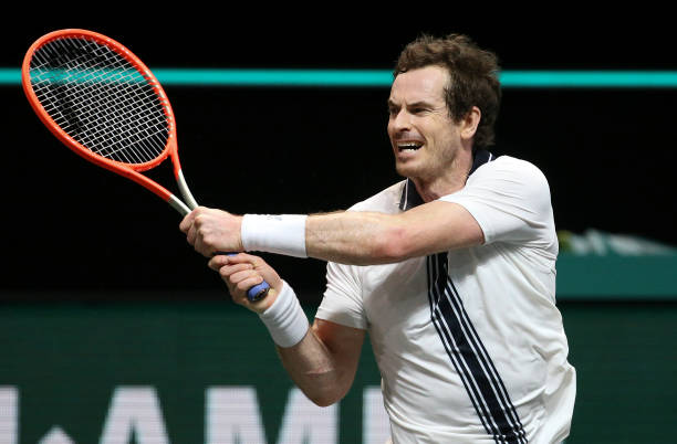Andy Murray ABN Amro