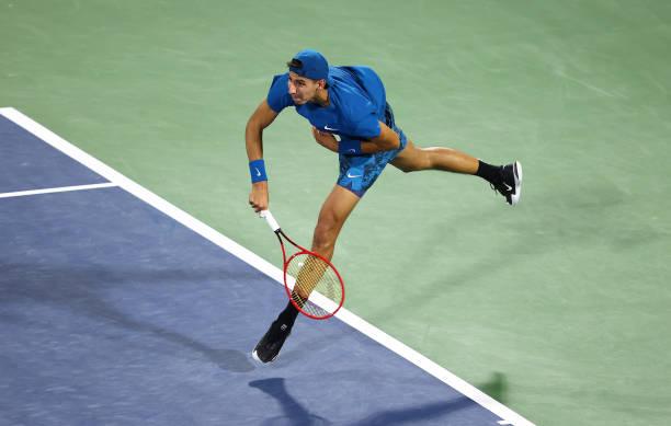 Alexei Popyrin ATP Dubai 2021