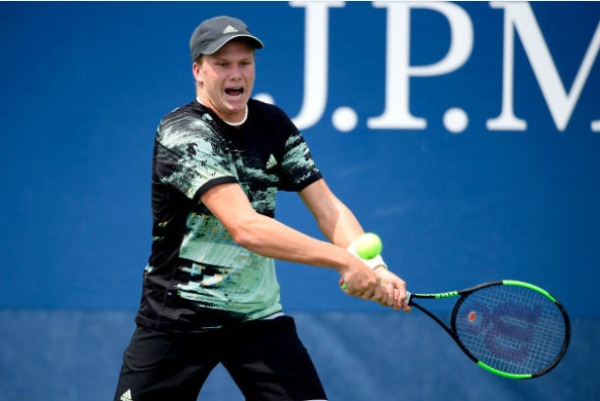 Jenson Brooksby, a champion last week on the ATP Challenger Tour.