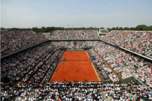 The 2021 French Open will take place a week later than originally scheduled.