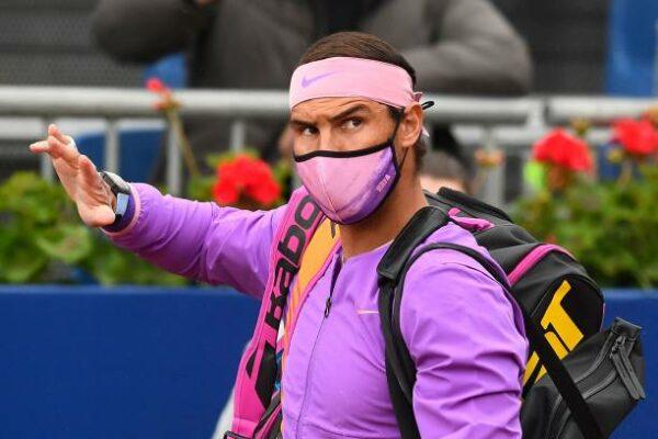 Rafael Nadal Barcelona Open