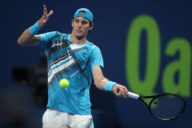 Blaz Rola ATP Doha