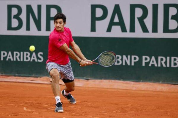 Cristian Garin French Open