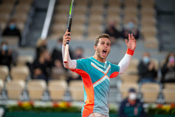 Hugo Gaston French Open